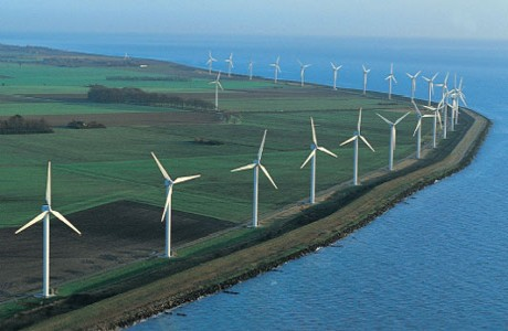 Siemens wind power denmark