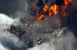 BP Gulf of Mexico  Deepwater Horizon Rig Disaster, 2010