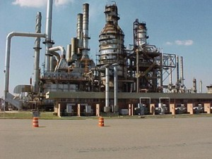 NNPC Warri  Oil Refinery, South-South Nigeria