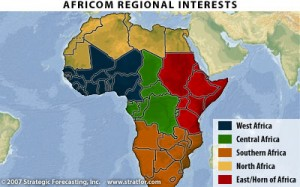 AFRICOM Regional Interests