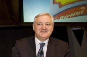 Shell CEO, Peter Voser