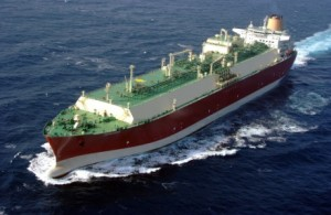LNG Cargo Carrier