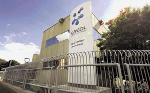 Sasol's headquarters in Rosebank, Johannesburg