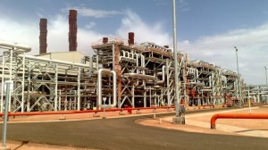 The In Amenas gas production plant, attacked by terrorists linked to Al-Qaeda, is located in the Sahara Desert in southeastern Algeria.