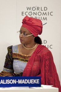 Diezani K. Alison-Madueke - World Economic Forum on Africa 2012