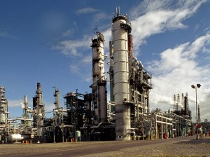 Tema Oil Refinery Ltd., Ghana's only crude-processing facility.
