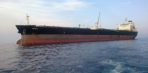 The Liberian-flagged MT Kerala was under a time charter contract for Sonangol when it vanished off the coast of the capital Luanda on Jan. 18 before being intercepted by the Nigerian navy a week later.
