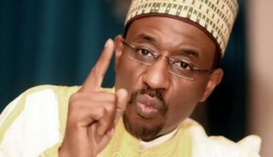 Mallam Sanusi Lamido Sanusi, suspended governor of the Central Bank of Nigeria (CBN) over accusations of 'financial recklessness'.