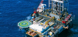 Cairn Energy will use Transocean Inc.'s Cajun Express  semisubmersible rig  for the two-well program.
