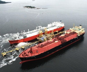 Angola has become the 19th nation to become an LNG exporter.