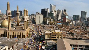 Nigeria has the world's seventh largest population.