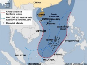 The dispute over sovereignty involves a number of nations - not just China and Vietnam. Getting them all to agree on who owns what will not be easy.