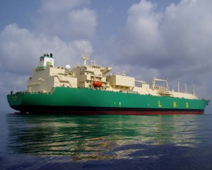 Nigeria LNG Carrier