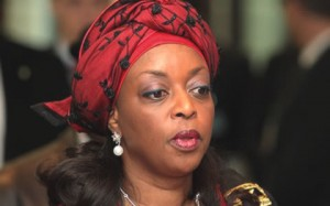 Nigeria's Minister of Petroleum Resources, Mrs Diezani Alison-Madueke.