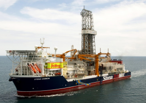 Statoil had signed a three year contract for the Stena Carron drillship for exploration drilling in the pre-salt blocks (Blocks 38 and 39) in the Kwanza basin in Angola.