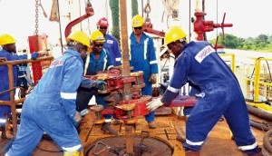 Seplat employees at work. The company could dramatically enhance Nigeria's energy industry.