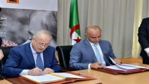 Partnership between Algeria's Sonatrach, GE to manufacture equipment for oil, gas industry