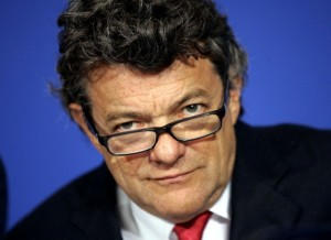 Ex-French Energy Minister Jean Louis Borloo