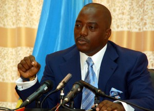 President Joseph Kabila of Democratic Republic of Congo