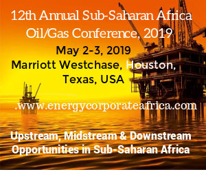 12th Annual Sub Saharan Africa Oil Amp Gas Conference 2019